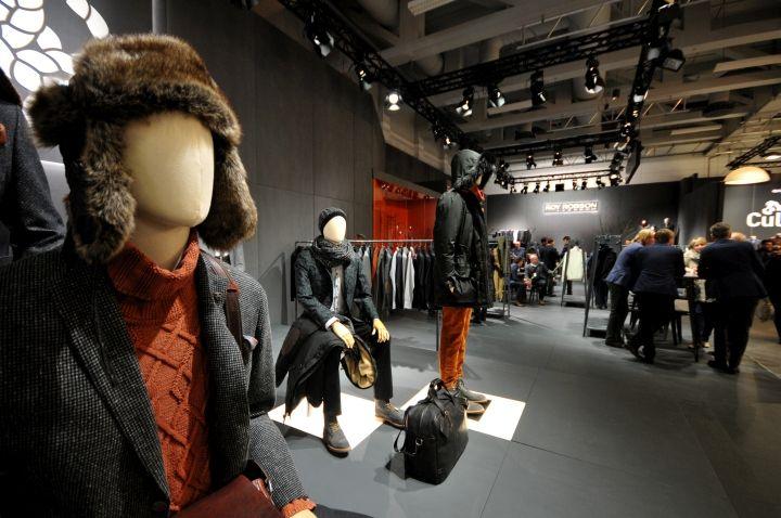 PANORAMA Berlin 2015 Winter – ROY ROBSON trade fairs