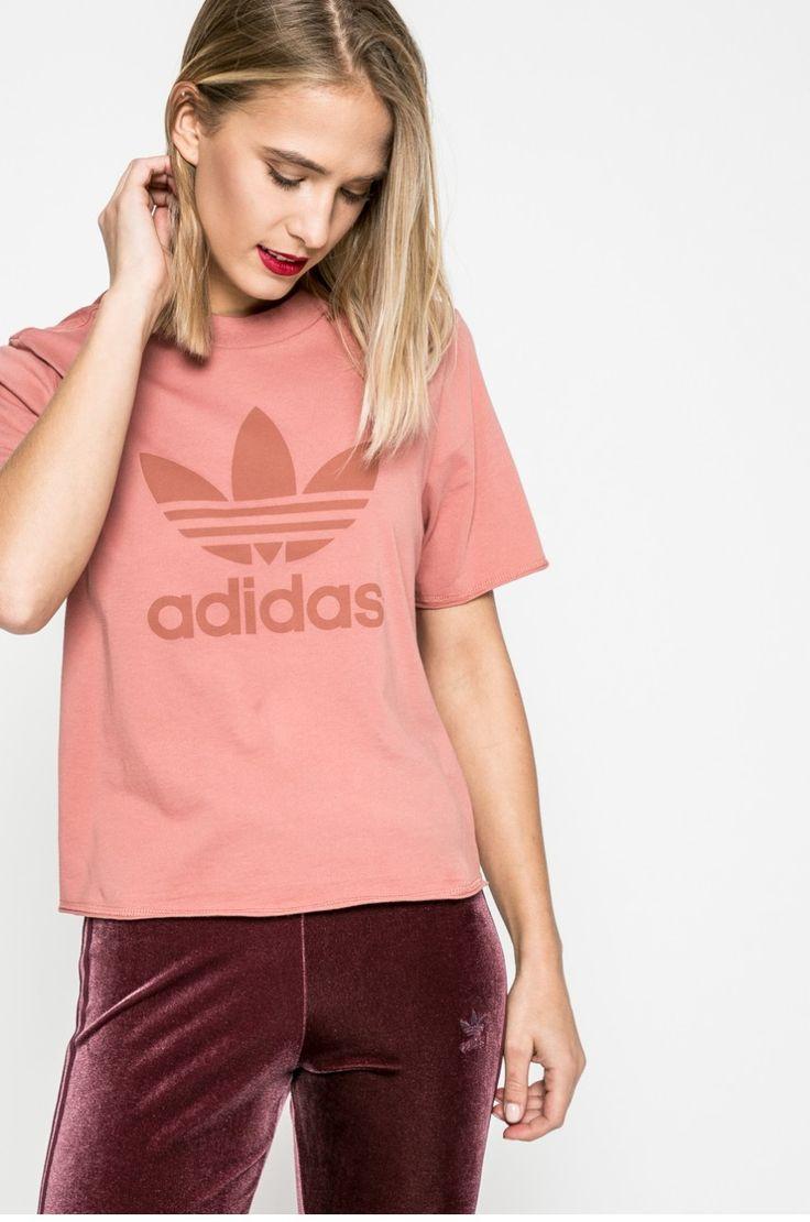 Topy Z krótkim rękawem  - adidas Originals - Top