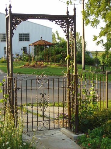 56 Best Images About Ironwork On Pinterest Arbors