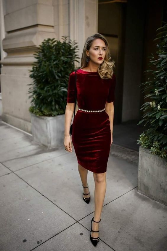 50 christmas classy outfits ideas to wear this year 53