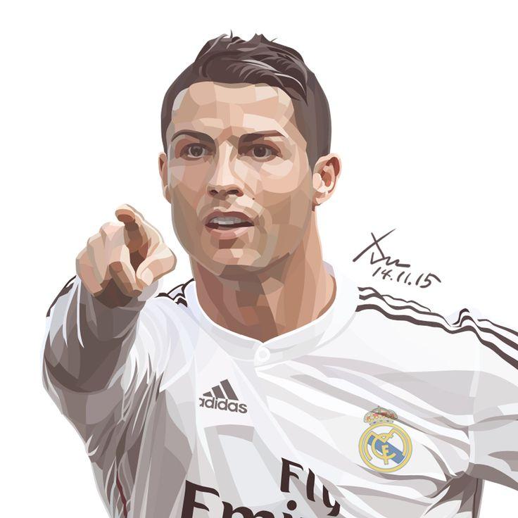 Detail <Cristiano Ronaldo>