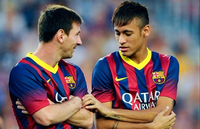 Messi and Neymar will undoubtedly be unstoppable, but will they be the best? Messi is probably the best player in the world right now, and Neymar is one of the most exciting young prospects in Europe at the moment. But they are the younger, and smaller pair. They have speed, agility, skills, and good shots. They lack strength, long shots, and free kicks.
