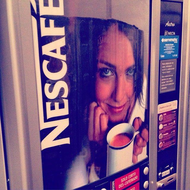 #Vending #café #Nescafé de #Nestlé