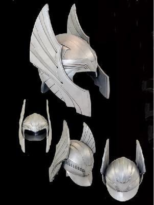 Fantasy Thor Winged Helmet