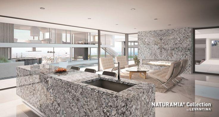 16 best encimeras granito lennon by naturamia granite for Granito brasileno