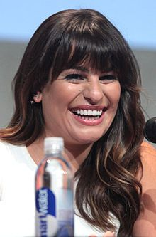 Lea Michele Sarfati-- (born August 29, 1986) is an American actress, singer, and author. She is known for her role as Rachel Berry on the Fox comedy-drama series Glee (2009–15). Michele's performance received critical praise, earning her a Satellite Award, a Screen Actors Guild Award, and three consecutive People's Choice Awards. Since 2015, she has portrayed Hester Ulrich on Fox's horror-comedy series Scream Queens