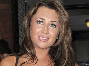 Lauren Goodger - Selfish hag wasting her entry to the London marathon because she can't be bothered. Shame on you mare!