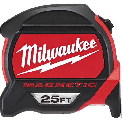 48-22-7125 25' Magnetic Tape Measure