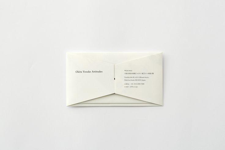 Okita Yosuke Attitudes http://www.o-y-a.jp