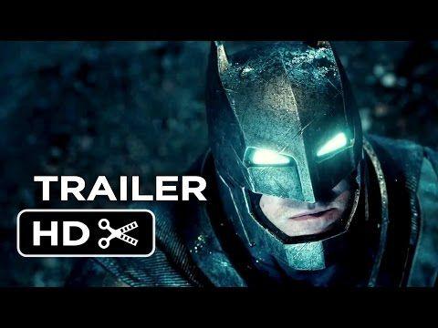 ▶ Batman v Superman: Dawn of Justice Official Teaser Trailer #1 (2016) - Ben Affleck Movie HD - YouTube