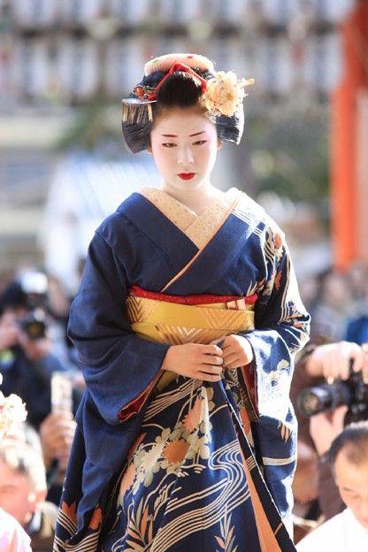 Maiko 舞妓 - apprentice of Geisha
