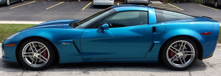 Arvin Scott, CEO of Power Stop, purchased this Corvette C6 Z06 for a test car to…