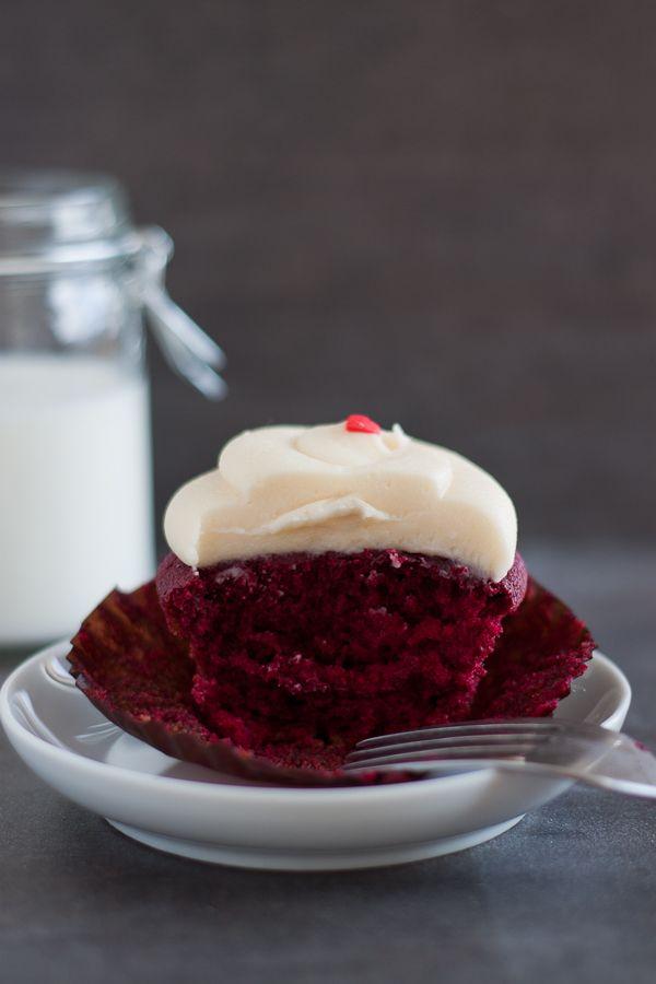 Georgetown Cupcake's Red Velvet Cupcake