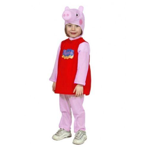 Costume Peppa Pig http://www.regaliperbambini.org/abbigliamento/costumi-carnevale/costume-peppa-pig