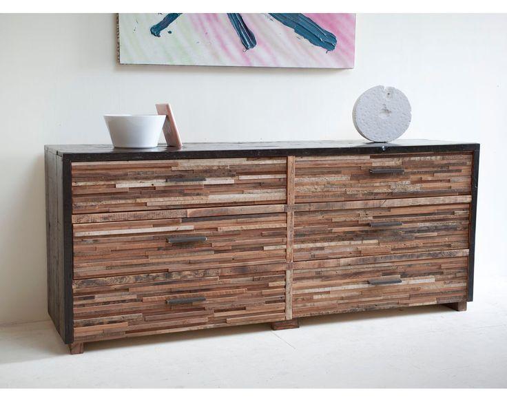 Lake Tahoe Dresser - Beautiful Reclaimed Wood. $1,495.00, via Etsy.