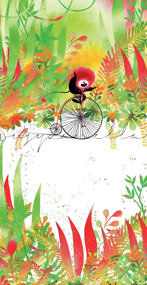 Un anno in bicicletta Susy Zanella http://www.assurdemeraviglie.it/