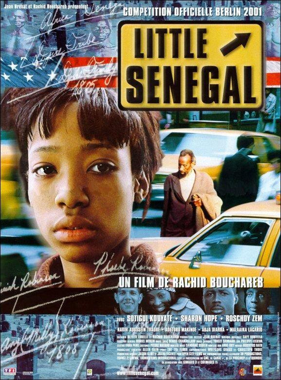 Little Senegal (2001) Arxelia. Dir: Rachid Buchareb. Drama. Racismo. Familia - DVD CINE 1379