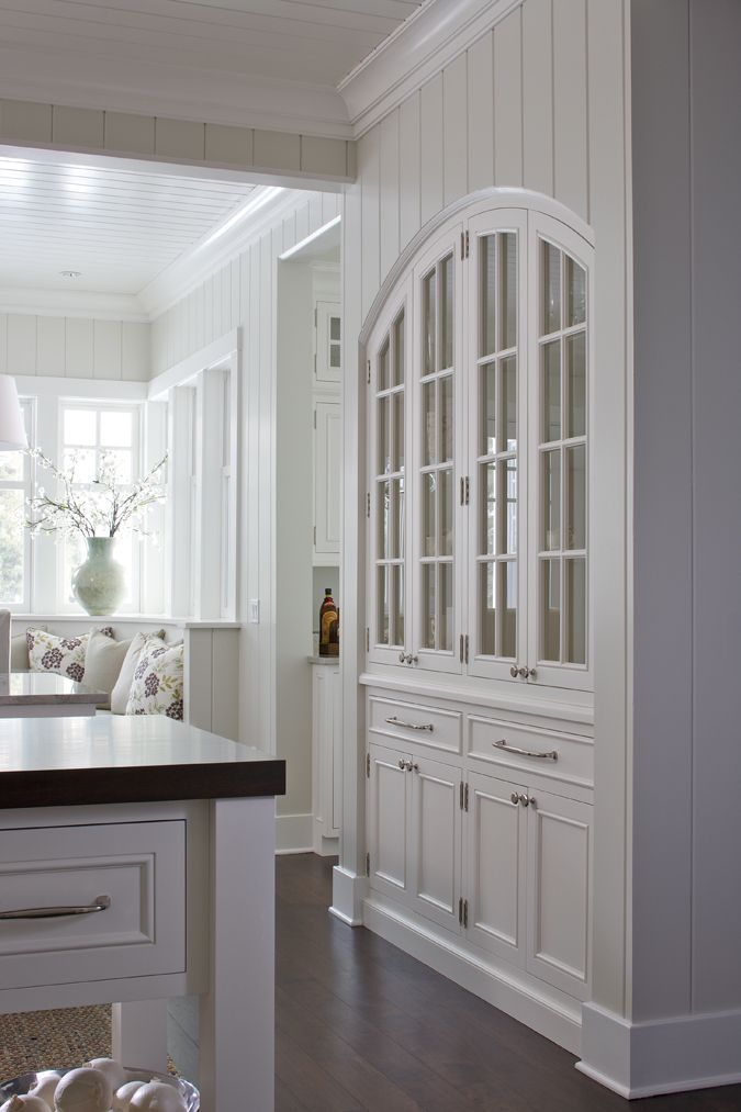 1000 images about china cabinet love on pinterest for Beautiful built in kitchens