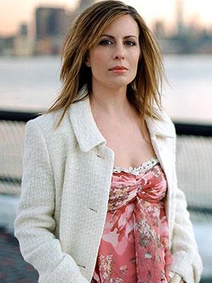 Martha Byrne aka Andrea Floyd, 2009, GH