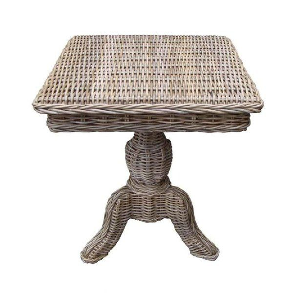 Patterned After The Wicker Porch Furniture Once Found Throughout The  American South, This Weathered Gray