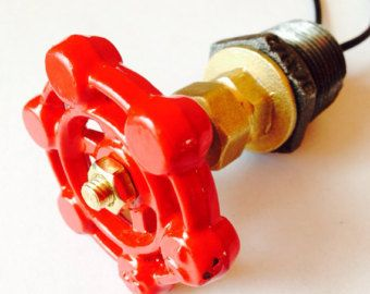 Pipe-Lamp Switch 125v