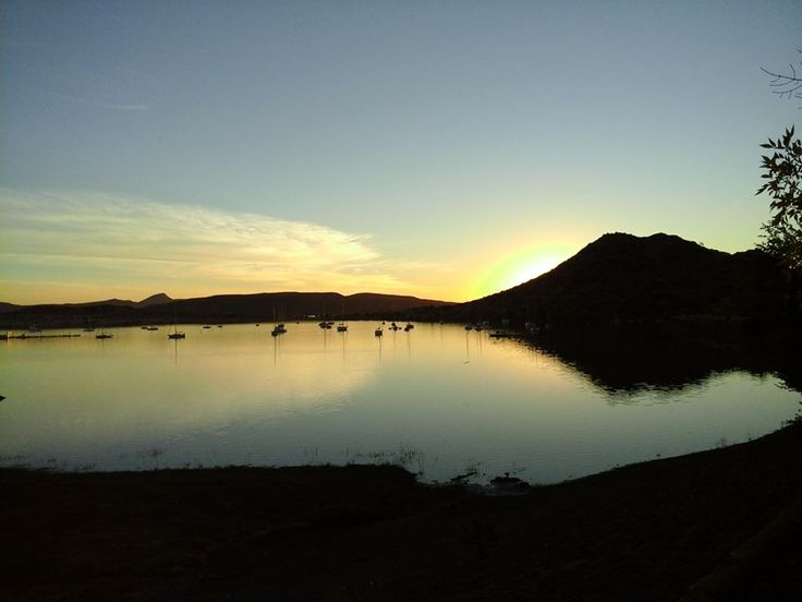 Northern Cape SA Sunrise