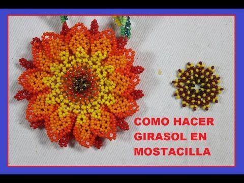 PASO UNO GIRASOL EN MOSTACILLA - YouTube