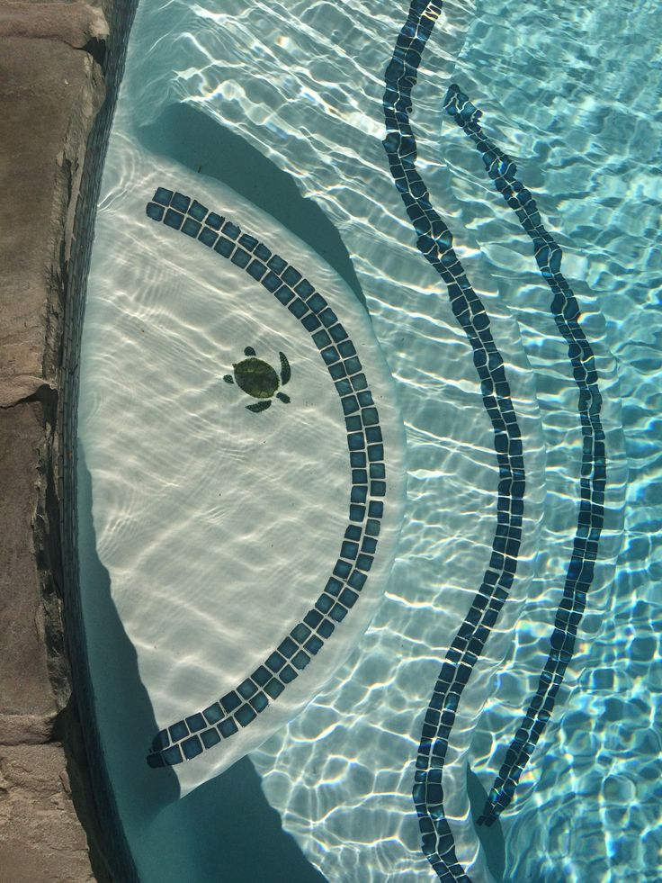 104 best Pool tiles images on Pinterest | Swimming pool ...