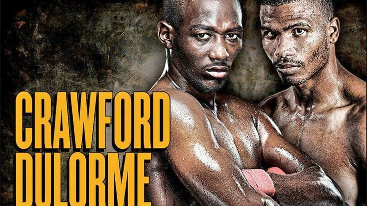 Terence Crawford Floors Dulorme 3 Times in Route to 6th Round Stoppage