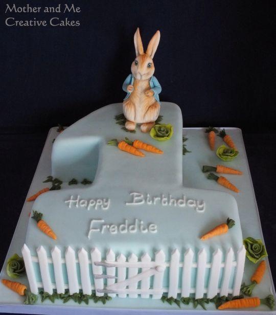 25 Best Ideas About Peter Rabbit Cake On Pinterest
