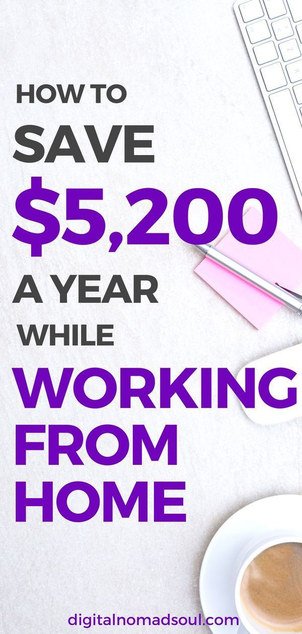 How To Save A Lot Of Money In One Year