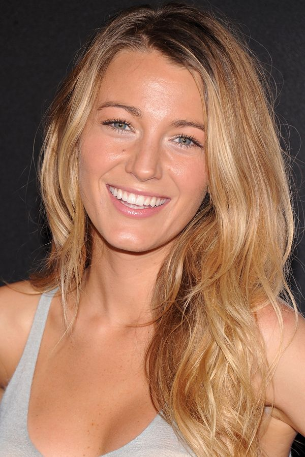 Blake Lively Turbo premiere 2013 The evolution of Blake Livelys nose and eyelids (and why I miss her old face!)
