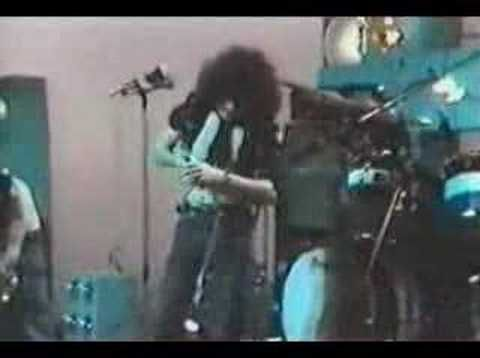 Nazareth Hair of the Dog  I remember bouncing around in my parents living room to this song when i was a wee little girl