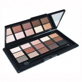 Face Of Australia Perfect Nude Eyeshadow Palette in Naked 10.5 g