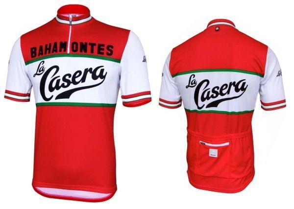 Five of the Best: Retro Cycling Jerseys - Wheelsuckers