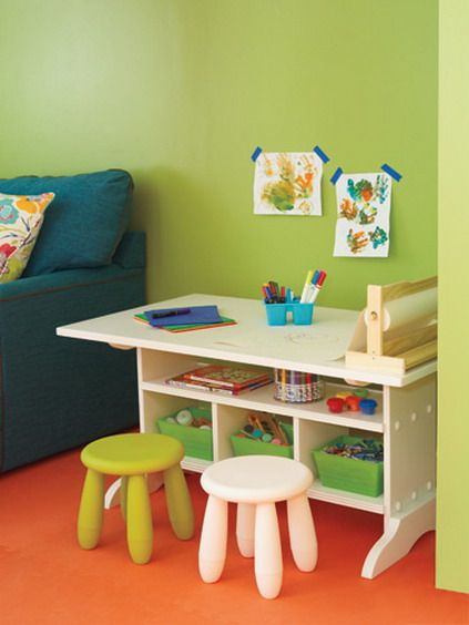 White-and-Funny-Kids-Desk-and-Chair-with-Storage-for-Small-Bedroom-Furniture-Sets-Decorating-Design-Ideas.jpg (423×564)