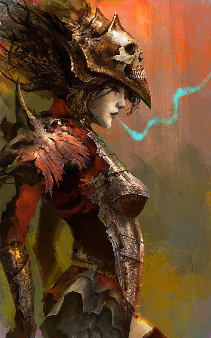 Fantastic Fantasy Artwork   posthumanart: Showcase:Alexandre...