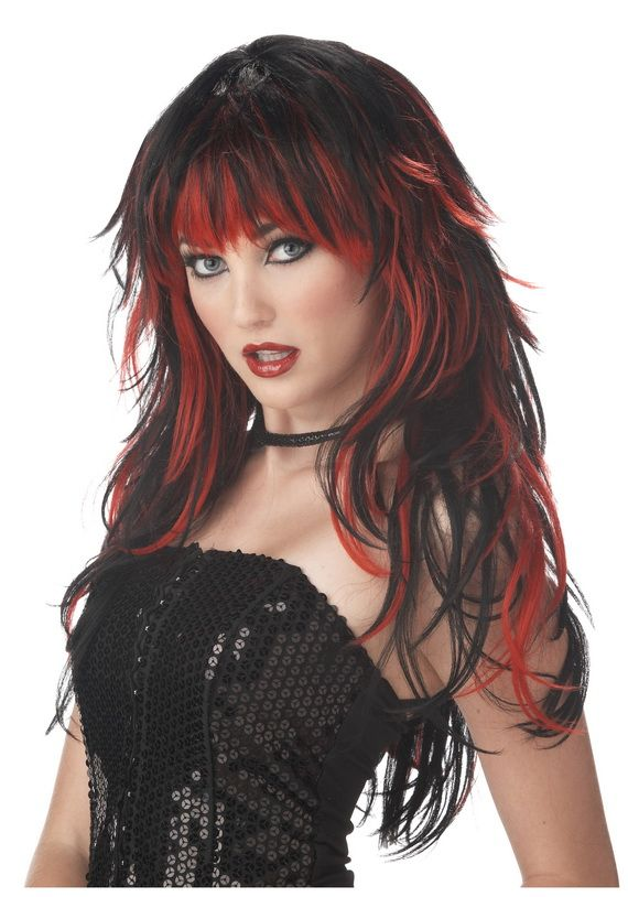 Gothic Hairstyles for Women