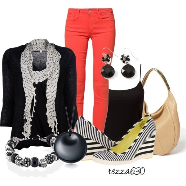 Set featuring Amore bracelet by tezza630 on Polyvore