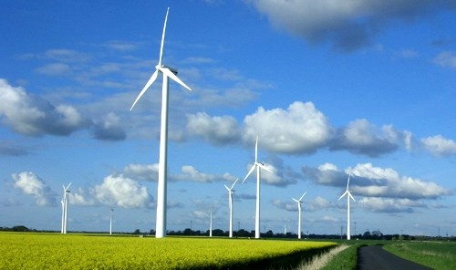 Eficiencia energética, Medio Ambiente, Energía eólica