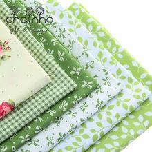 Impressão sarja de algodão tecido Patchwork para costura Quilting Telas pacote pano artesanal tecidos Scrapbooking CC004 6 pcs 40 x 50 cm(China (Mainland))