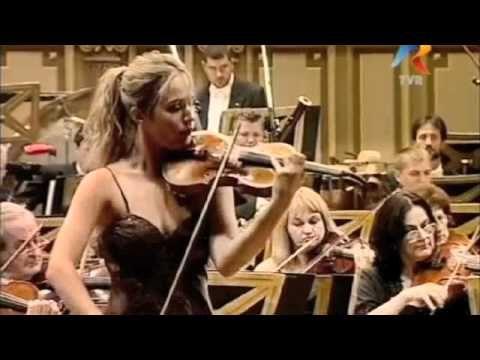 Anna Tifu - Sibelius Violin Concerto, III mov.