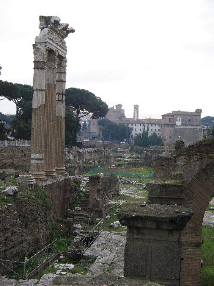 Palatino Hill - Rome