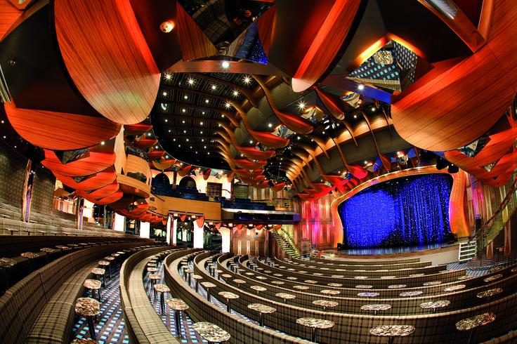 #Costa Deliziosa Theater