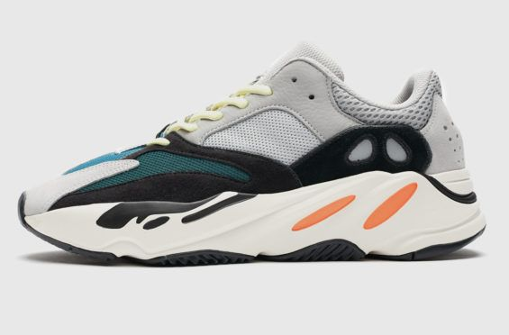 1f18305695d The adidas Yeezy Boost 700 Wave Runner is featured in new images and it s  dropping on September