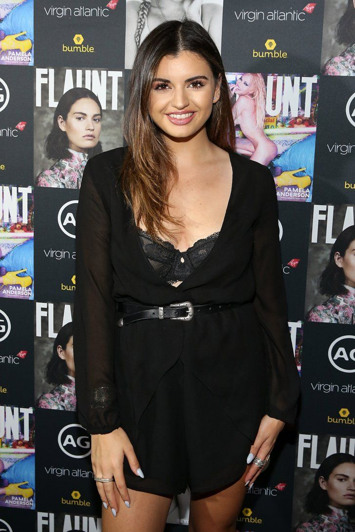 Pin for Later: Can You Believe These Stars Are the Same Age as Kylie Jenner?! Rebecca Black Birthday: June 21, 1997