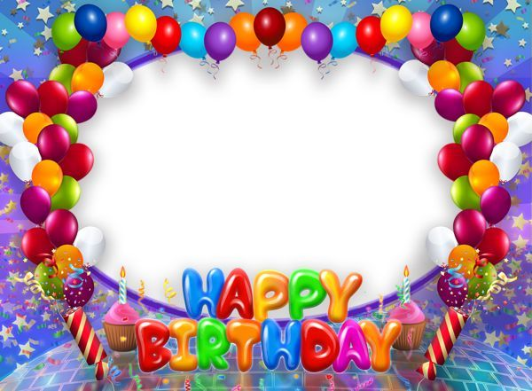 Best Birthday Quotes Happy Birthday Transparent Png Frame With