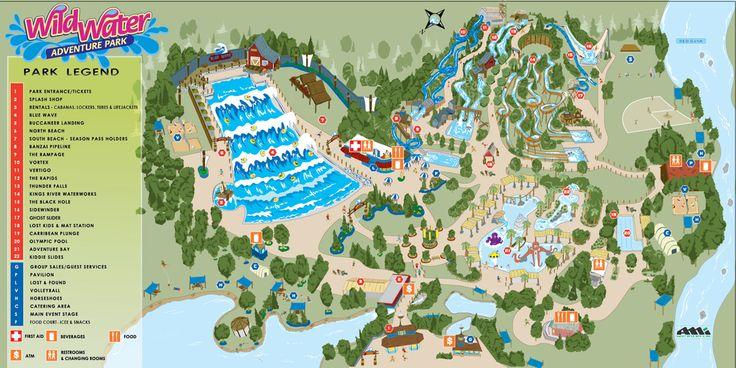 Wild Water Adventure Park Clovis Ca Near Fresno Road