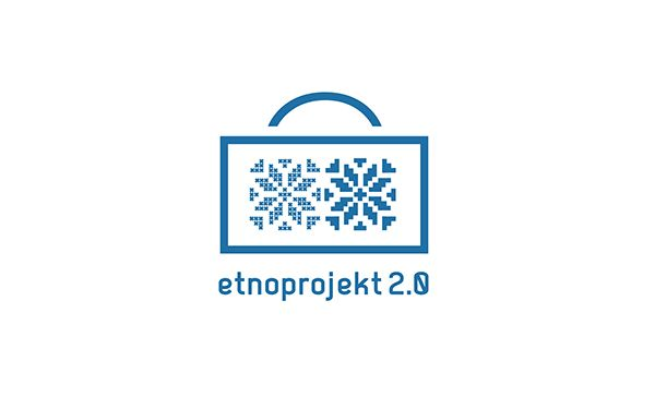 etnoprojekt 2.0 on Behance #ethnic #ethnology #etnoprojekt #design #logo #identity #branding #gif #vintage #countryside #natural #etno #logodesign #sign #pictograms