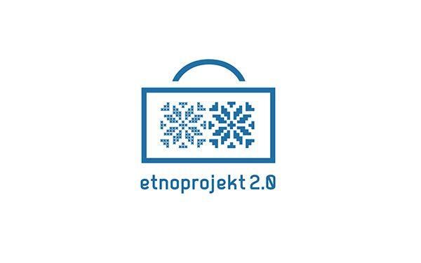 etnoprojekt 2.0 on Behance #ethnic #ethnology #etnoprojekt #design #logo #identity #branding #gif #vintage #countryside #natural #etno #logodesign #sign #pictograms